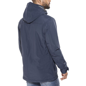 Tenson Lonan Jacket Unisex Dark Blue